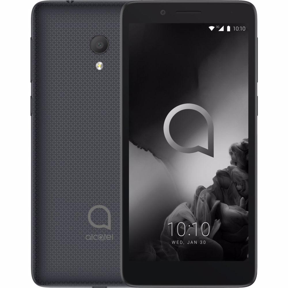 Alcatel smartphone 1C 2019 8GB ZWART