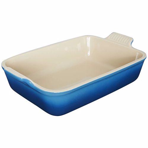 Le Creuset ovenschaal Blauw