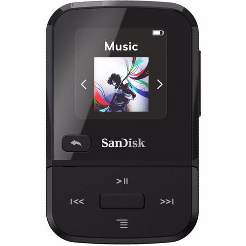 Foto van SanDisk MP3 speler Clip Sport Go 16GB (Zwart)