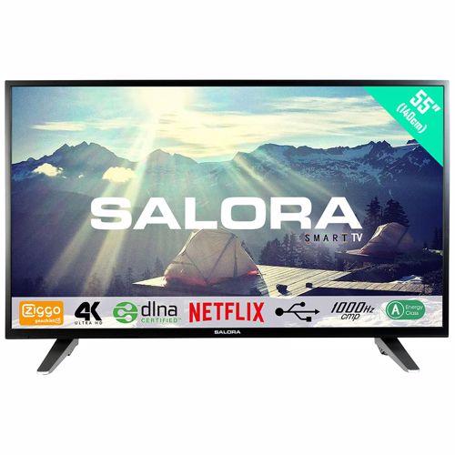 Salora 4K Ultra HD TV 55UHS3500