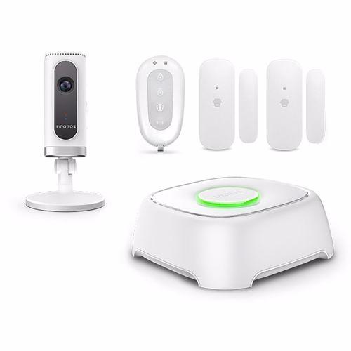 Smanos W120i WiFi Alarmsysteem, IP camer