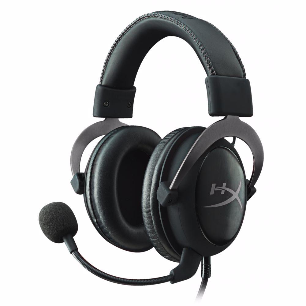 HyperX gaming headset Cloud II Gun Metal
