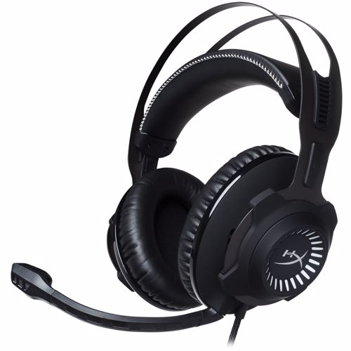 Hyperx gaming headset Cloud Revolver Gun Metal