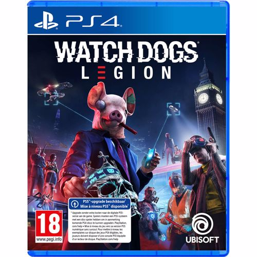 Watch dogs Legion, (Playstation 4). PS4