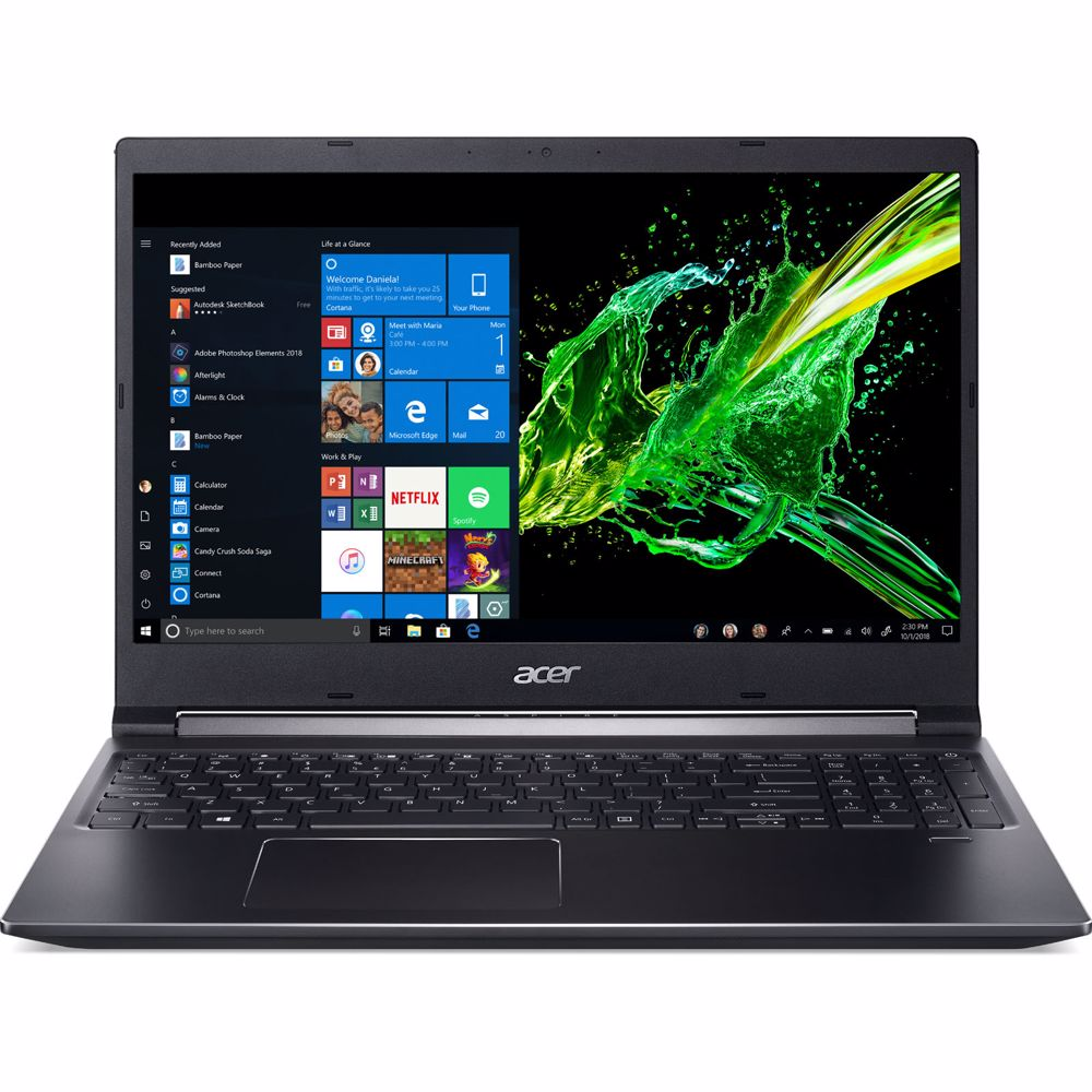 Acer laptop Aspire 7 A715-74G-53YM