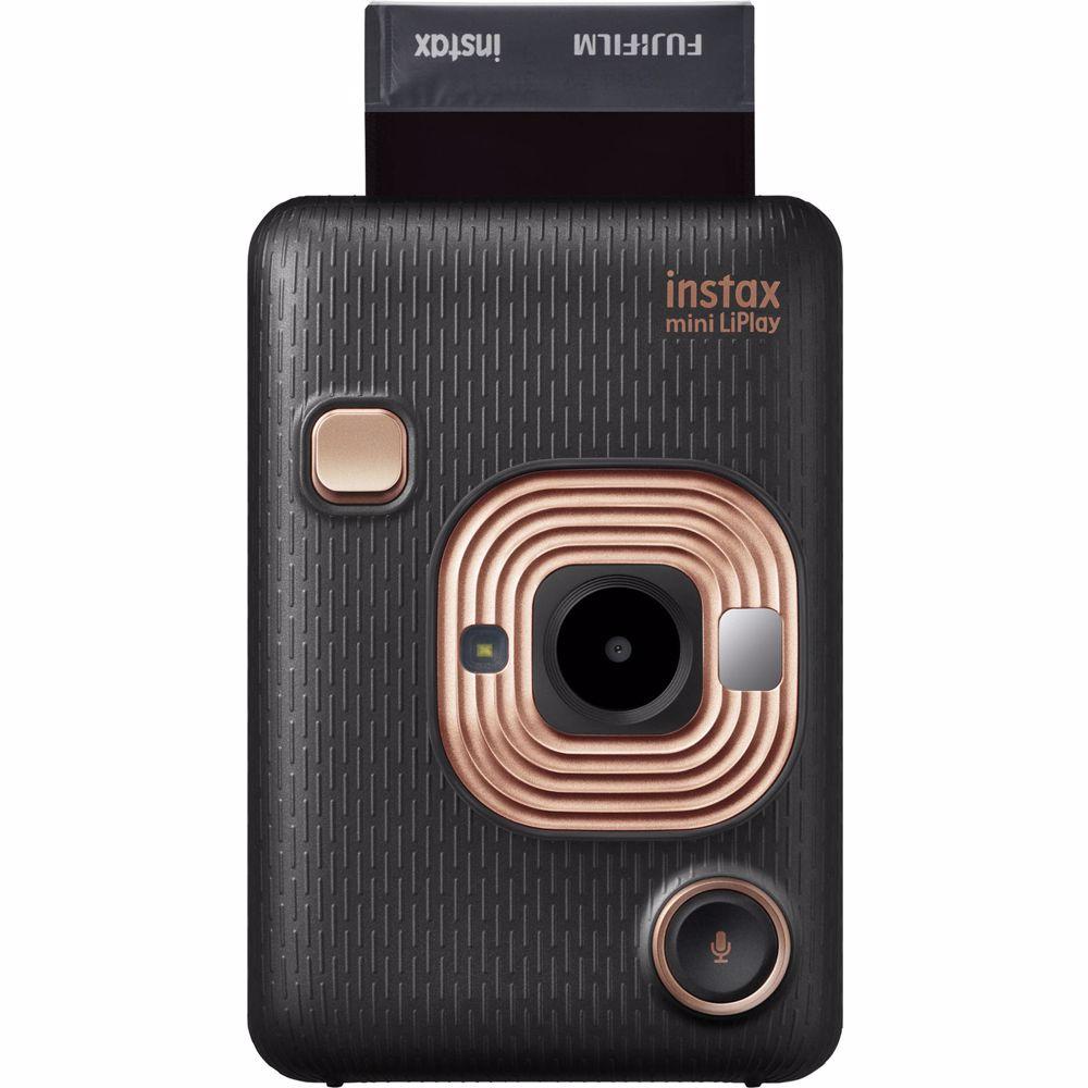 Fujifilm instax mini LiPlay (Zwart)