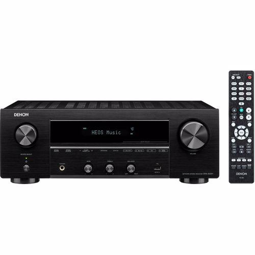 Denon stereo receiver DRA800H (Zwart)