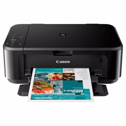 Canon all-in-one printer MG3650S (Zwart)