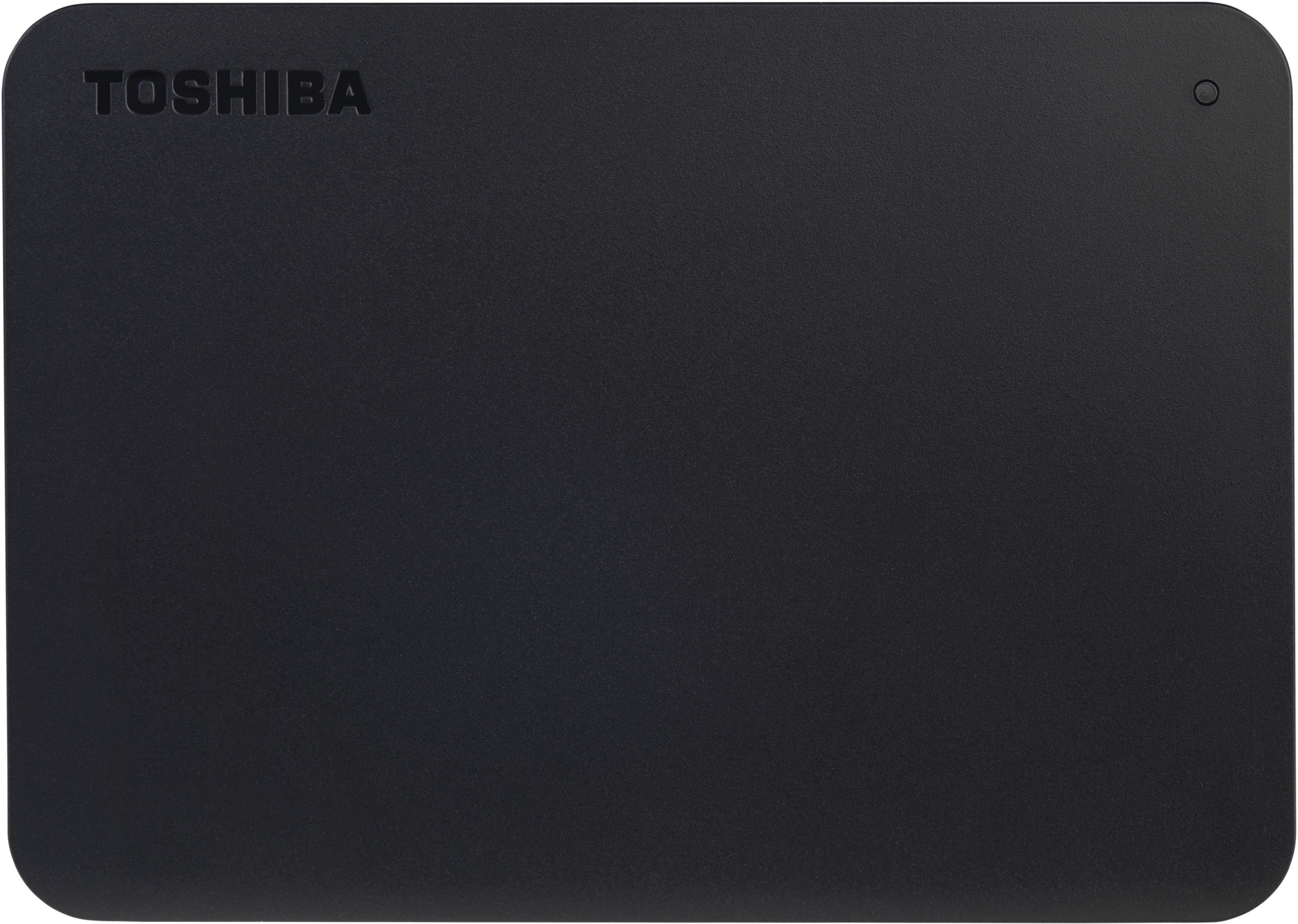 Toshiba externe harde schijf Canvio Basics 2TB