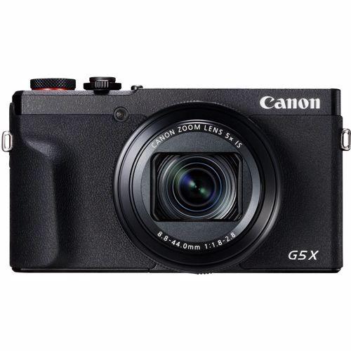 Canon compact camera PowerShot G5X Mark II Zwart