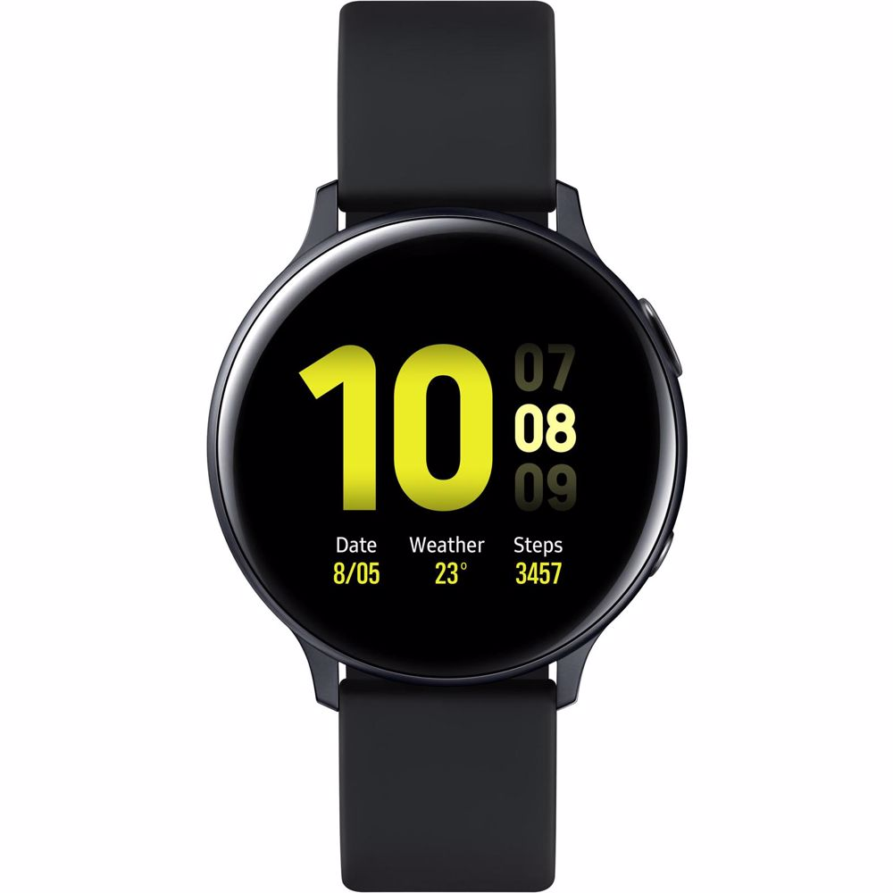 Samsung Galaxy Watch Active2 44MM Aluminium (Zwart)