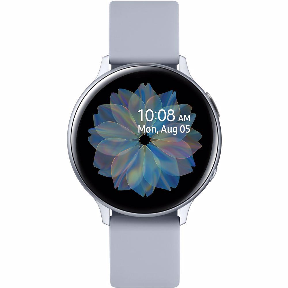 Samsung smartwatch Galaxy Active 2 44 mm aluminium (Zilver)