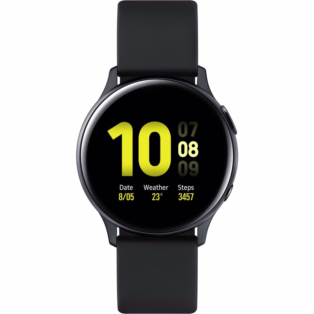Samsung Galaxy Watch Active2 40MM Aluminium (Zwart)