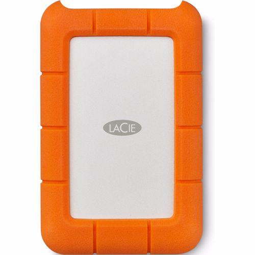LaCie externe harde schijf Rugged USB-C 2TB 3660619400157