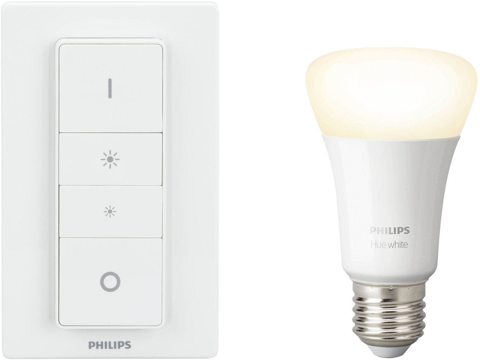 Philips Hue White Draadloze Dimmerset E27 Bluetooth
