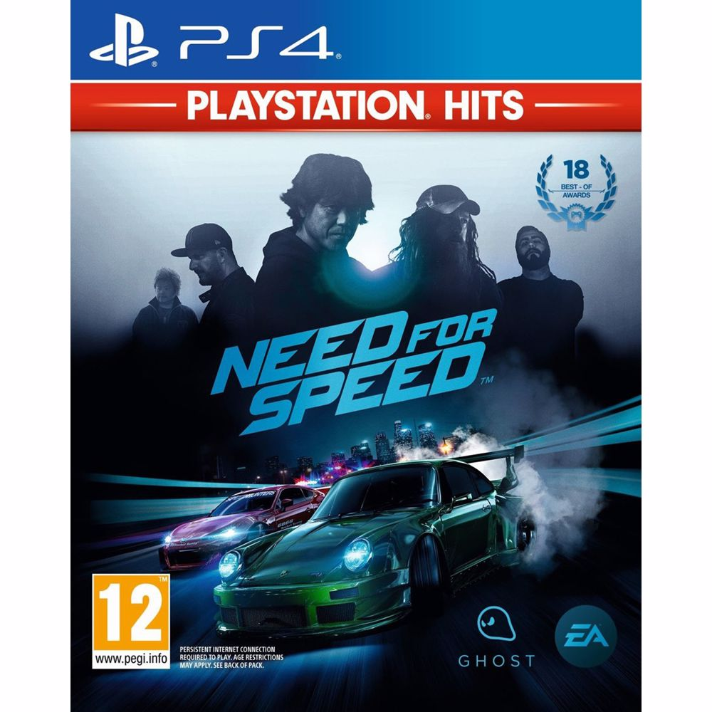 Need for Speed 2016 (Playstation Hits) PS4