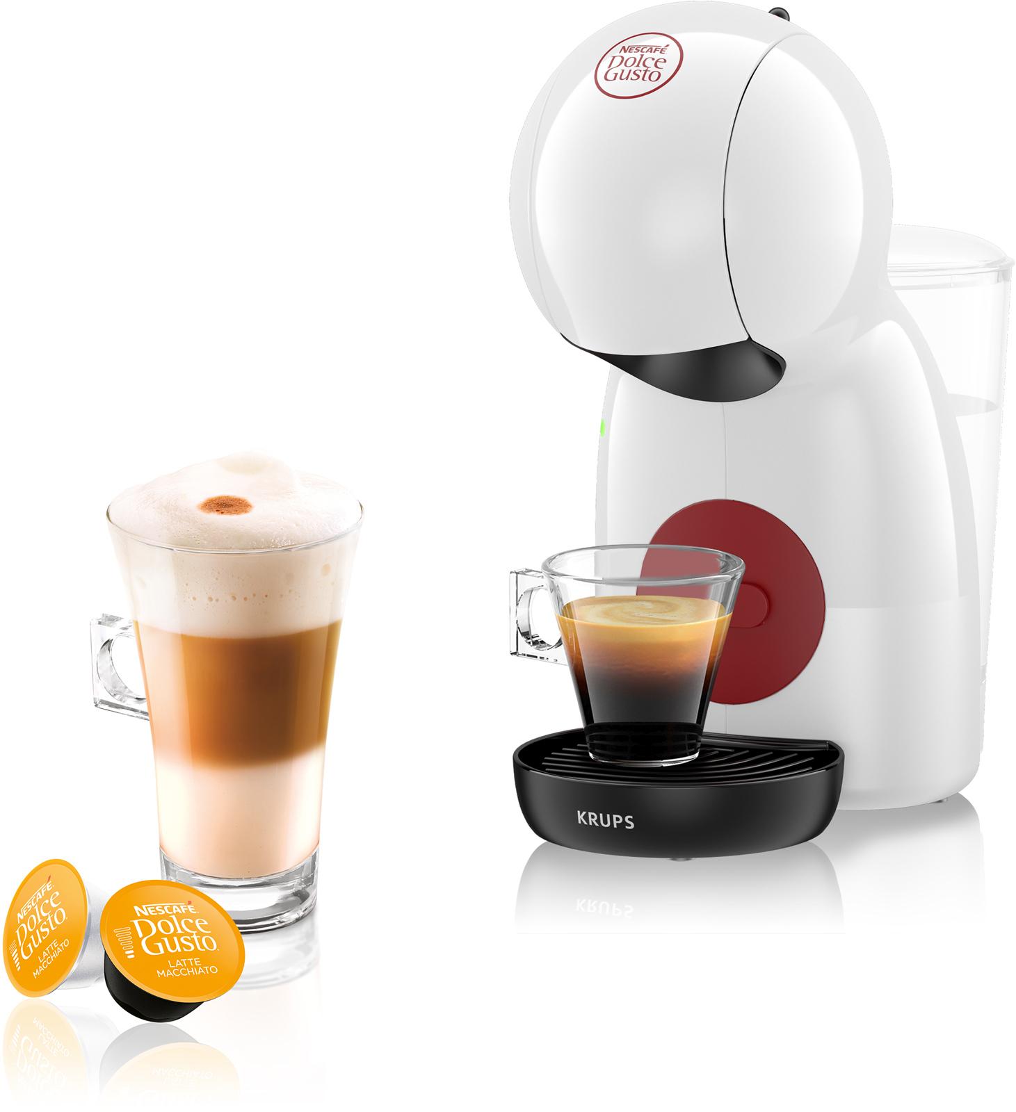 Nescafé Dolce Gusto Piccolo XS KP1A01 (Wit) - Prijsvergelijk