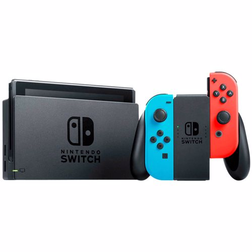 Nintendo Switch (Rood/Blauw)