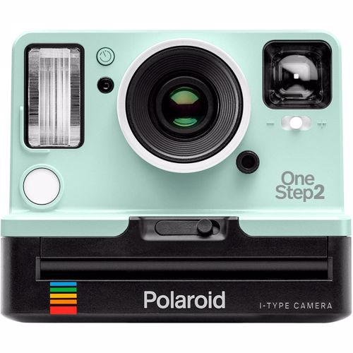 Polaroid OneStep 2 Viewfinder i Type Camera Mintgroen