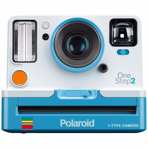 Polaroid OneStep 2 Viewfinder i Type Camera Blauw