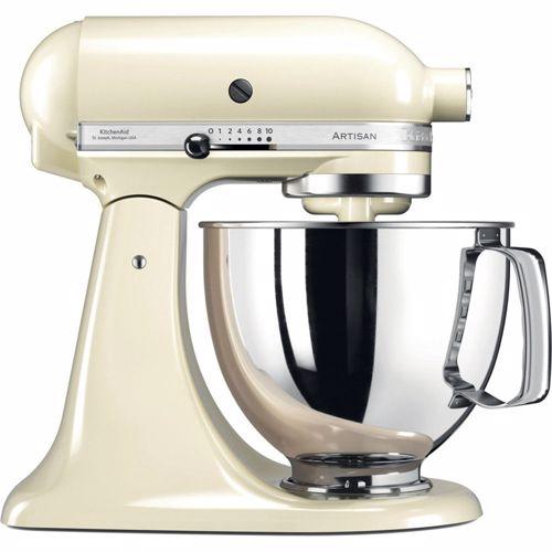 KitchenAid keukenmachine 5KSM125EAC Wit