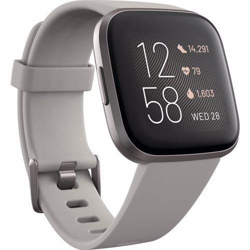 Fitbit smartwatch Versa 2 (Grijs)