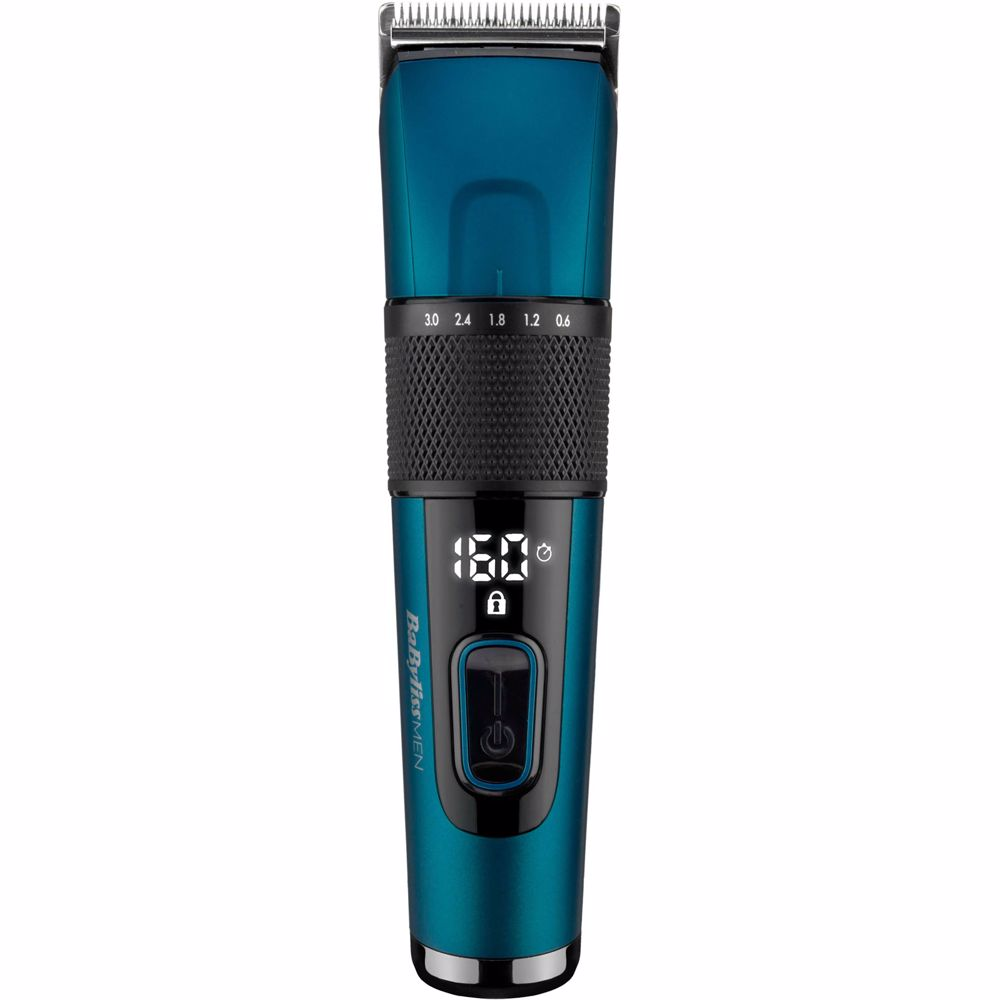BaByliss tondeuse Digital Japanese Steel E990E