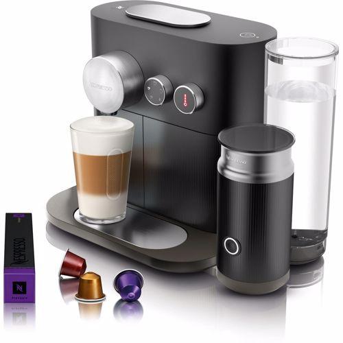 Nespresso Krups koffieapparaat Expert  en  Milk XN6018 (Zwart) - Prijsvergelijk