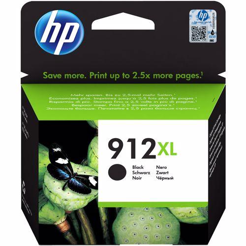 HP cartridge HP 912 Origineel Zwart