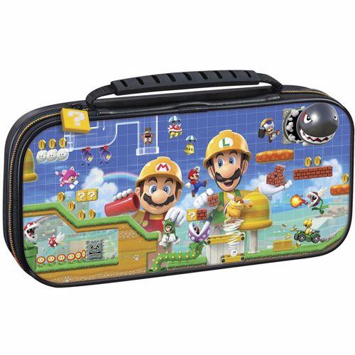 Bigben beschermcase voor Nintendo Switch (Super Mario Maker 2)