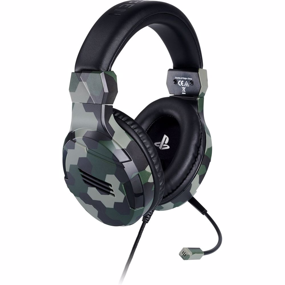 Bigben Interactive Stereo Gaming Headset V3 PS4 (Camo)