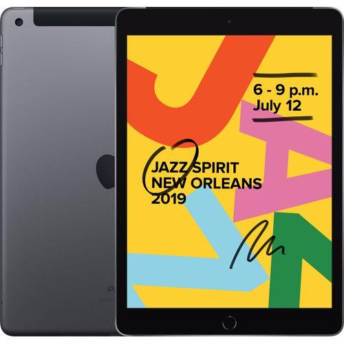 Apple iPad 2019 32GB Wifi + 4G (Space Gray)
