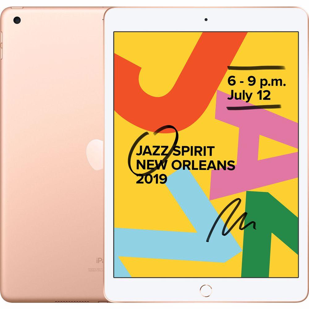 Apple iPad 2019 32GB Wifi (Goud)