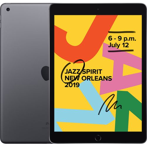 Apple iPad 2019 128GB Wifi (Space Gray)