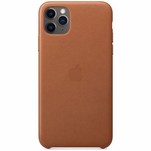Apple telefoonhoesje iPhone 11 Pro Max (Bruin)
