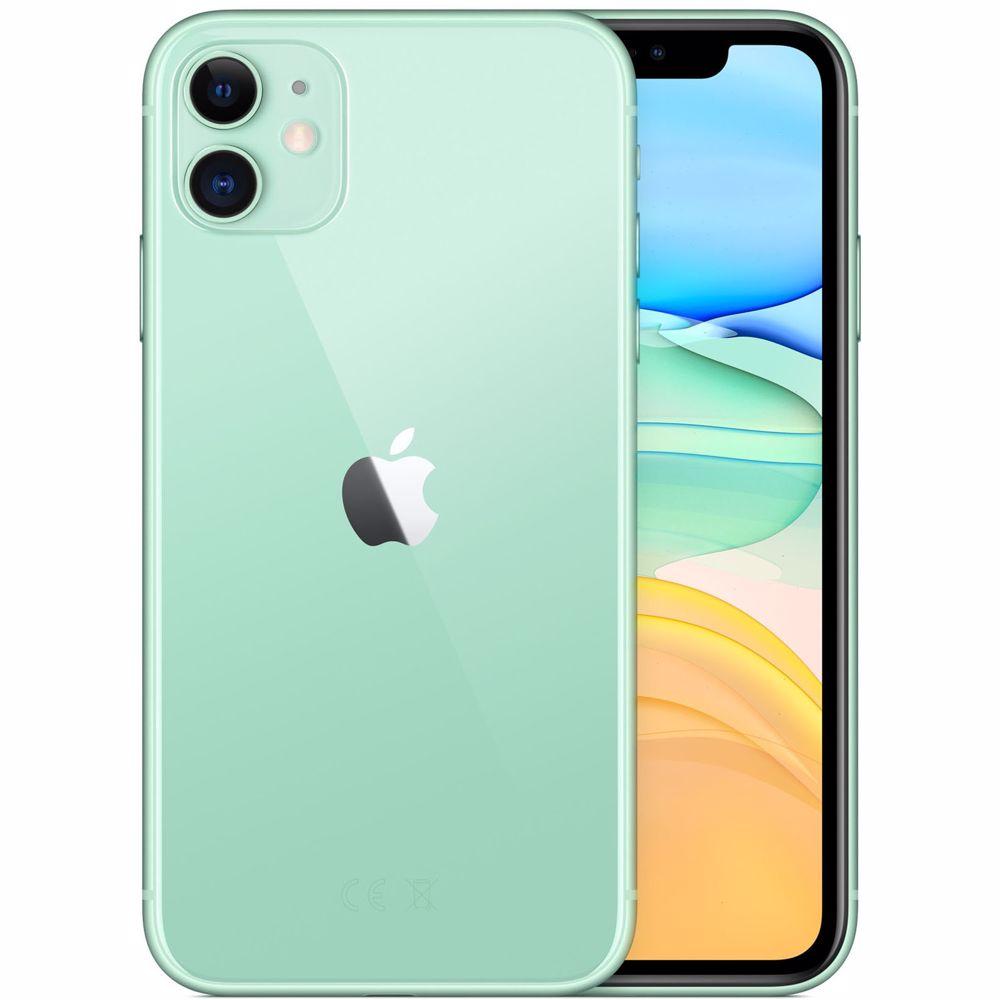 Apple iPhone 11 - 128GB (Groen)