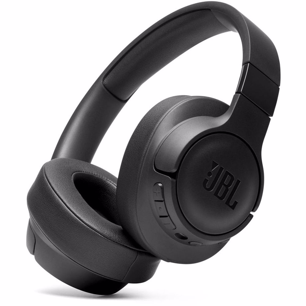 JBL draadloze hoofdtelefoon TUNE 750BTNC (Zwart)