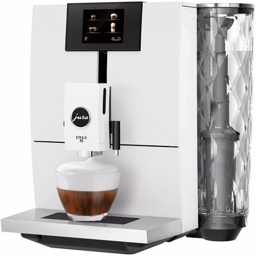Jura espresso apparaat ENA 8 (Nordic White)