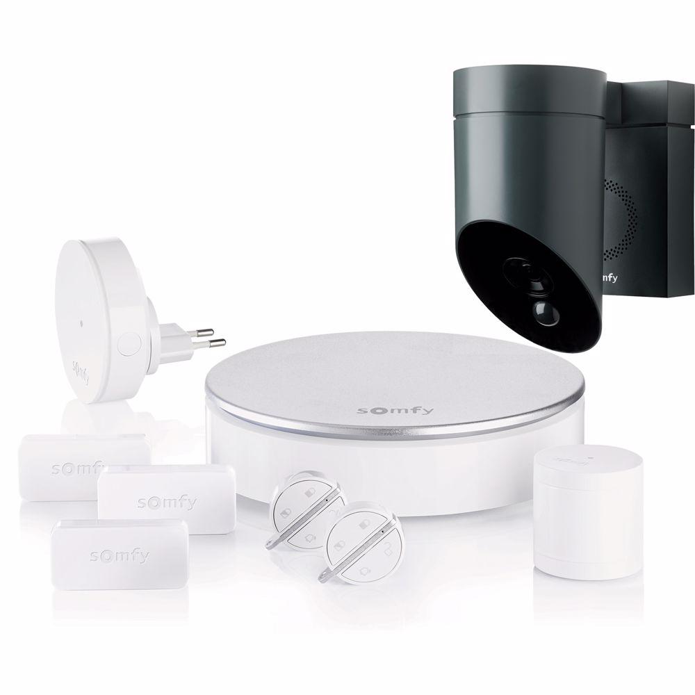 Somfy 1870552 smart home veiligheidsuitrusting Wi-Fi online kopen