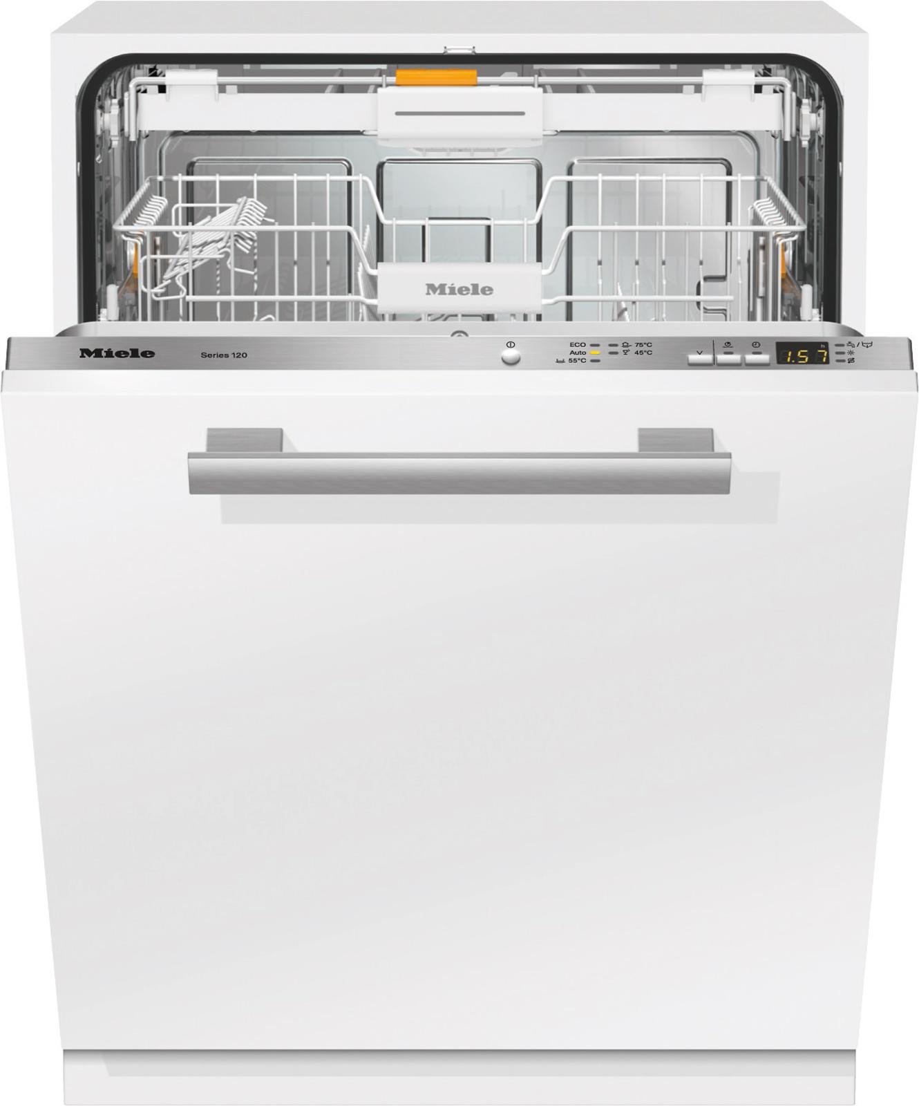 Miele vaatwasser (inbouw) G 4982 SC VI - Prijsvergelijk