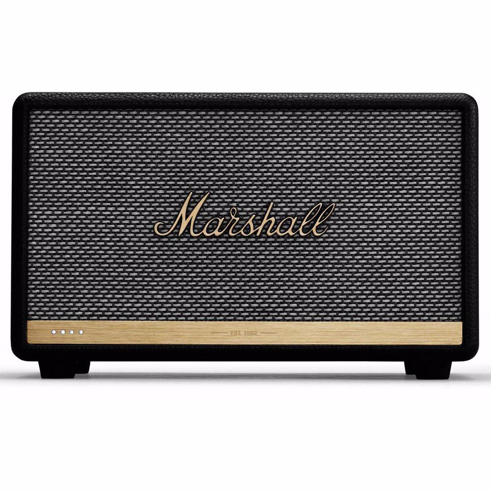 Marshall Multi-room speaker Acton II Google Voice (Zwart)