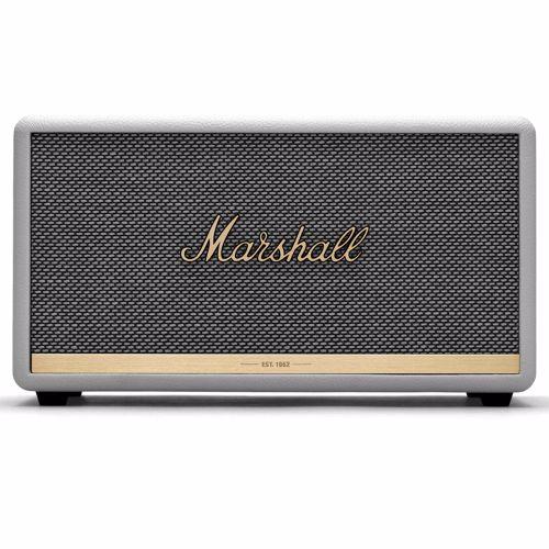 Foto van Marshall portable speaker Stanmore II BT (Wit)