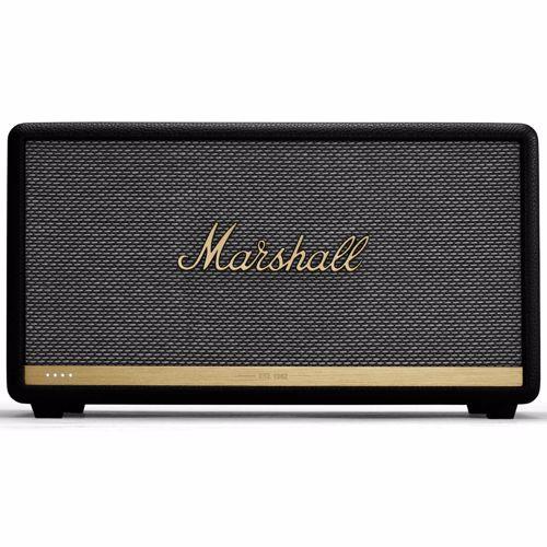Foto van Marshall Multi-Room speaker Stanmore II Google Voice (Zwart)