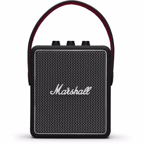 Foto van Marshall bluetooth speaker Stockwell II (Zwart)