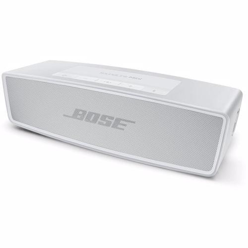 Foto van Bose bluetooth speaker SoundLink Mini II Special Edition(Silver)