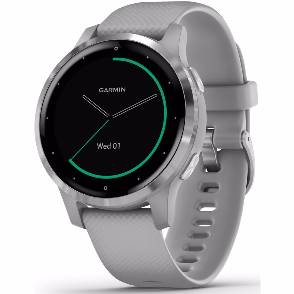 Garmin smartwatch Vivoactive 4s (Grijs)
