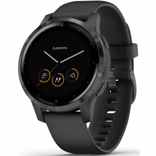 Garmin smartwatch Vivoactive 4s (Zwart)