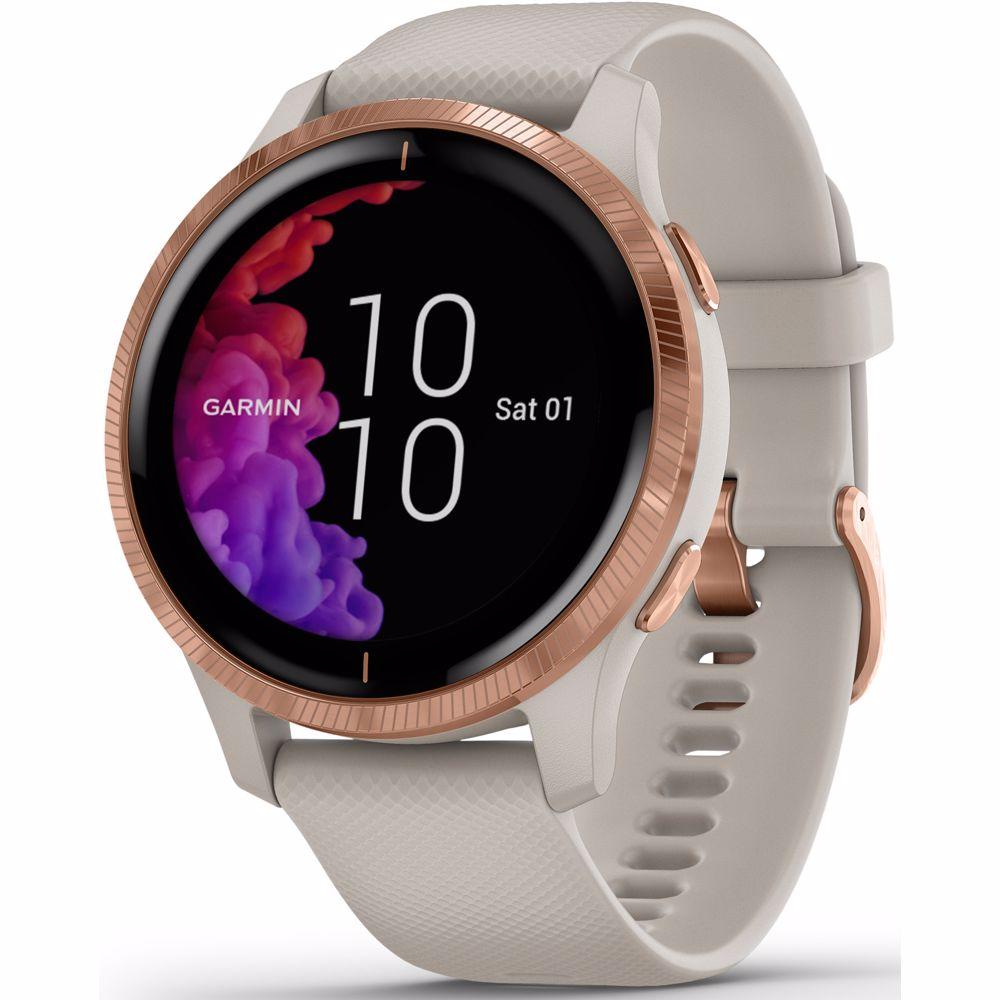 Garmin smartwatch Venu (Rosegoud)