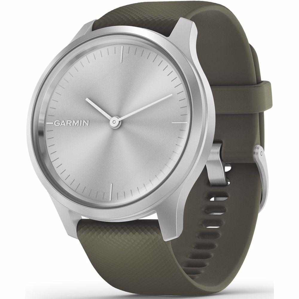 Garmin smartwatch Vivomove Style (Zilver)
