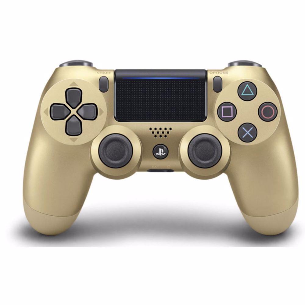 Sony PS4 Wireless Dualshock 4 V2 Controller (Goud)